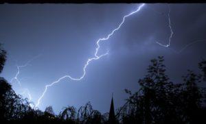 Lightning Safety Tips